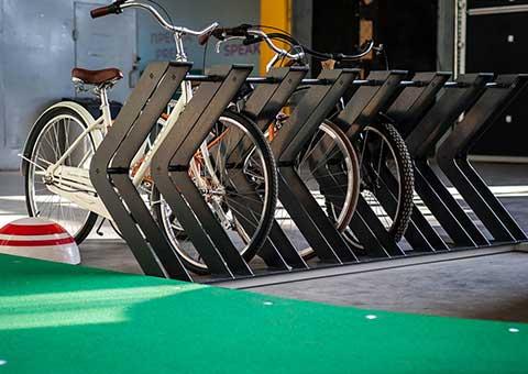 Производство и продажа велопарковок 2