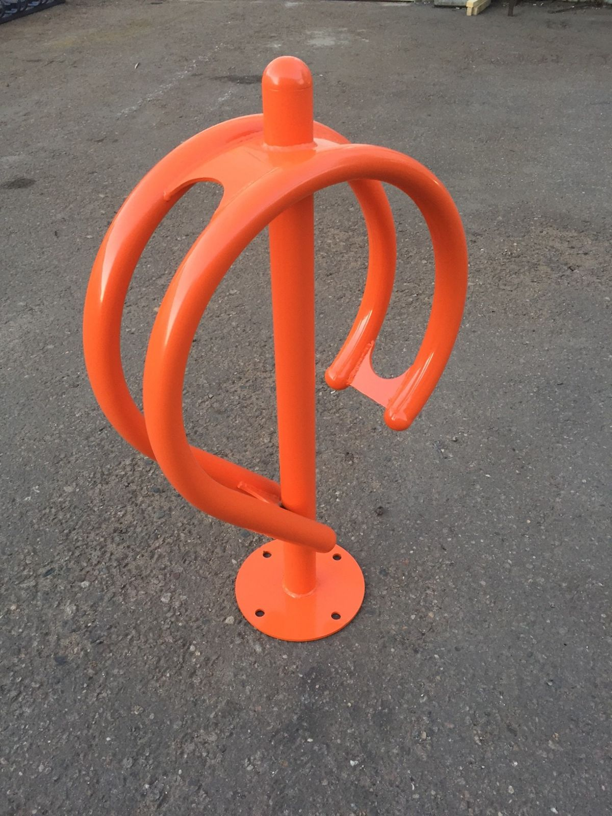 Велопарковки 80