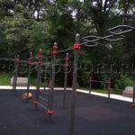 Монтаж спортивного оборудования 1