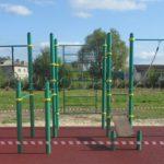 Монтаж спортивного оборудования 2