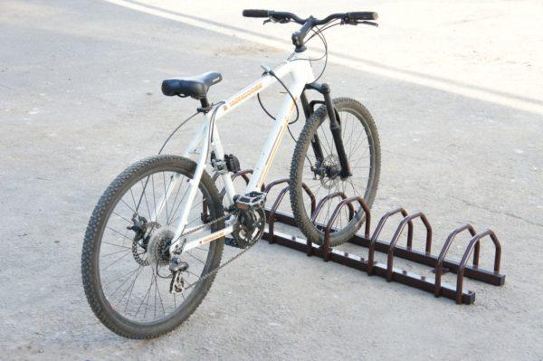 Велопарковка Гранула на 5 мест 5