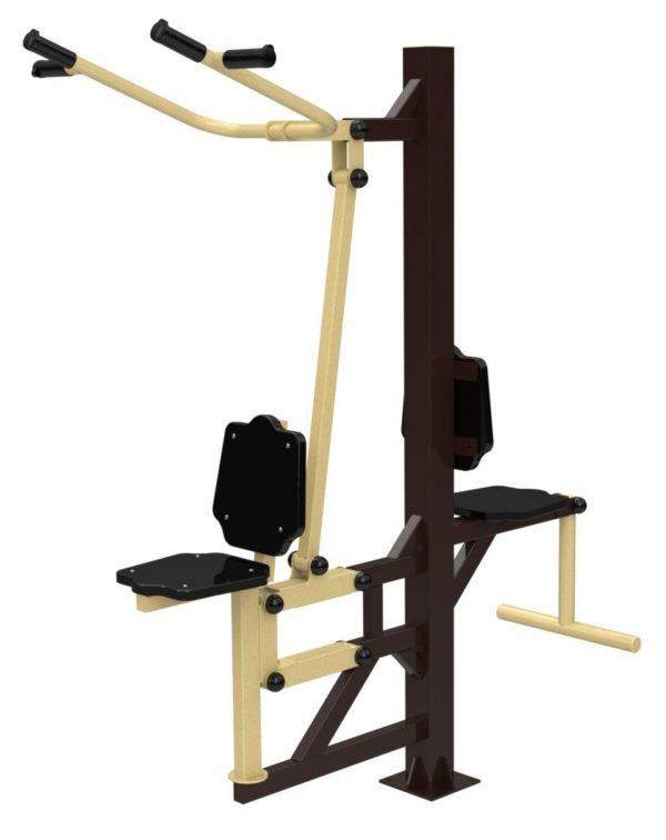 Вертикальная тяга + флекс 1
