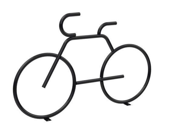 Велопарковка Декоративный велосипед 4