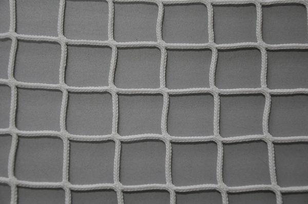 Сетка заградительная 40х40 мм, нить 3,1 мм, белая 1