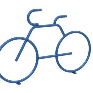 Велопарковки стальные 22