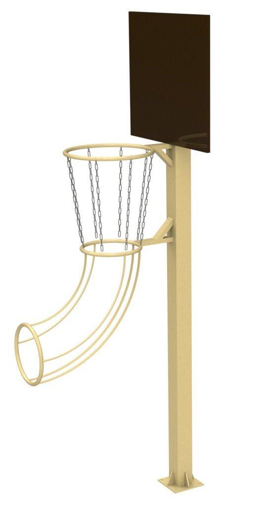 Баскетбольное кольцо + щит 1