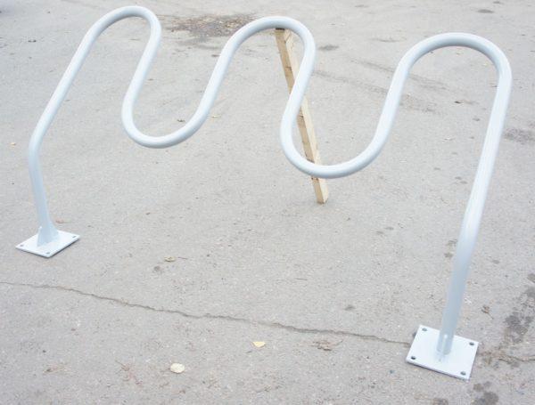 Велопарковка Трэк на 5 мест 6