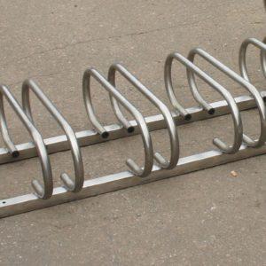 Велопарковки из нержавейки 3