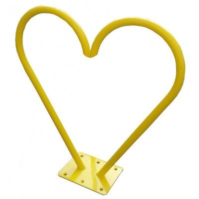 Велопарковка Сердце 1