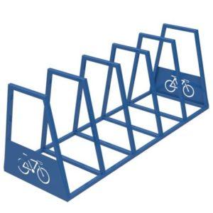 Велопарковки стальные 4