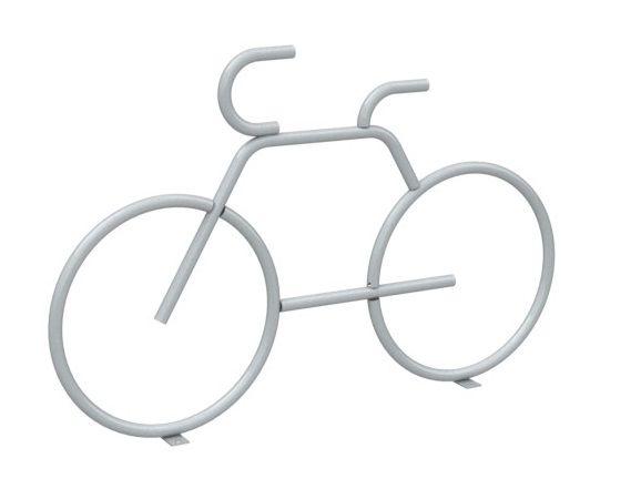 Велопарковка Декоративный велосипед 3