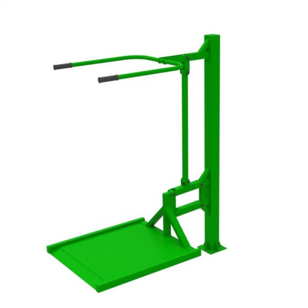 Тренажер для колясочников Вертикальная тяга 4