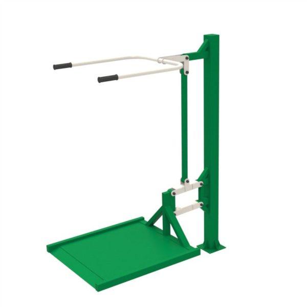 Тренажер для колясочников Вертикальная тяга 5