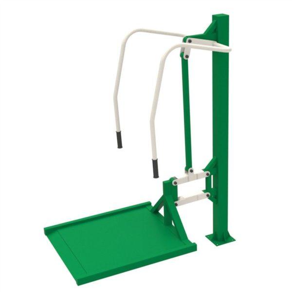 Тренажер для колясочников Жим от груди 2