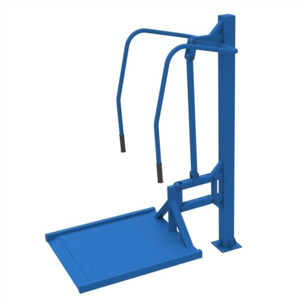Тренажер для колясочников Жим от груди 3