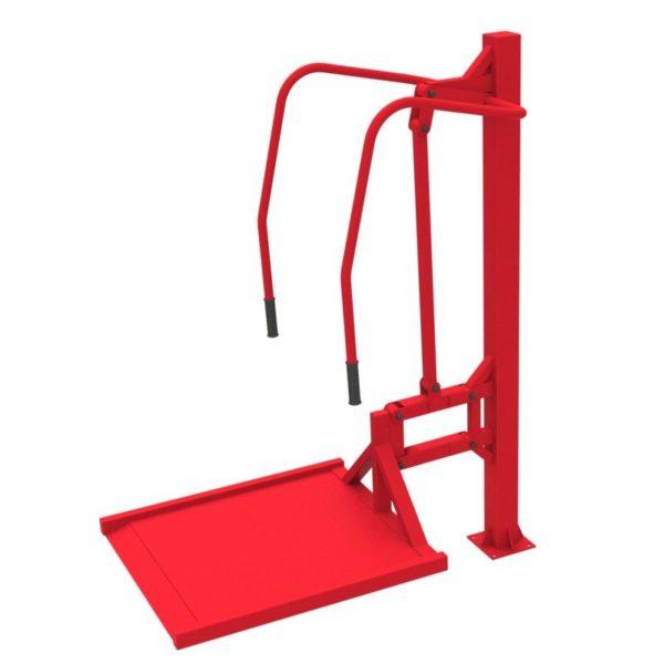 Тренажер для колясочников Жим от груди 4