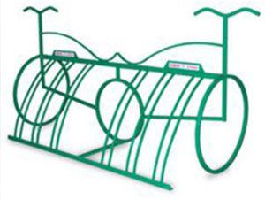 Велопарковки 10