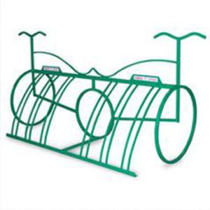 Велопарковки стальные 8