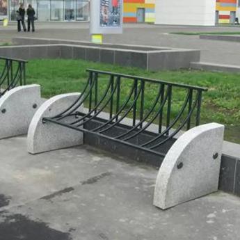 Велопарковка ВП16 2