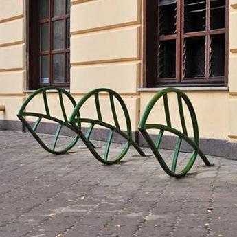 Велопарковка Лист на 2 места 2