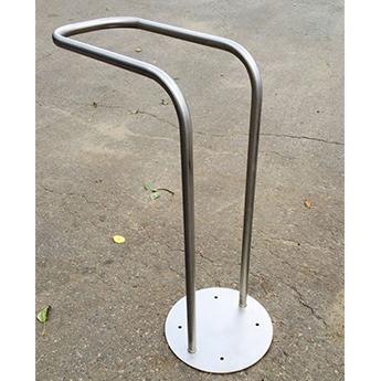 Велопарковка одиночная ВП4 3