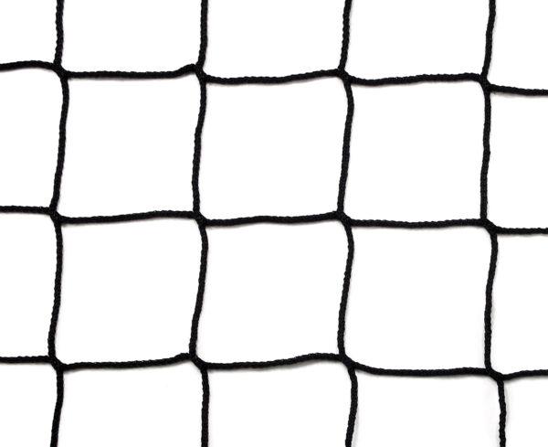 Сетка заградительная 100х100 мм, нить 2,6 мм, черная 1
