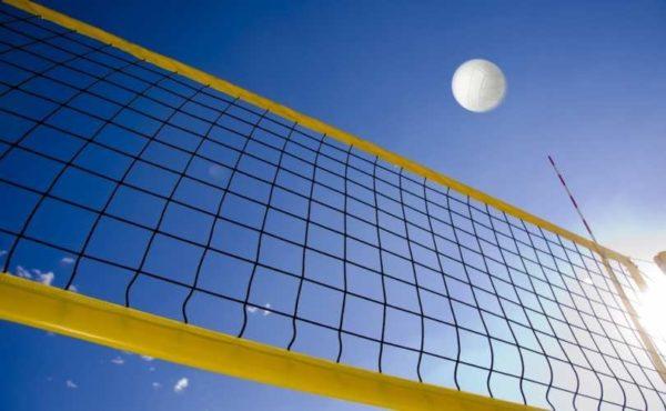 Сетка для пляжного волейбола, нить 3 мм, трос 6 мм 1