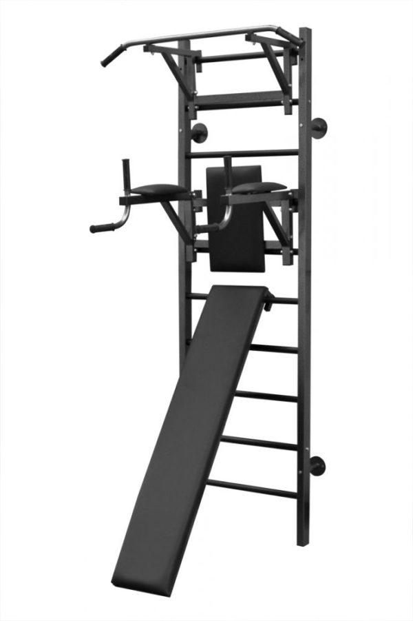 Многофунцкциональная шведская стенка 60х40, для занятий спортом, SS35 1