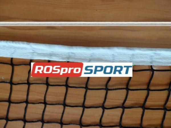 Сетка для большого тенниса, нить 2,2 мм, 4 подвязки 1