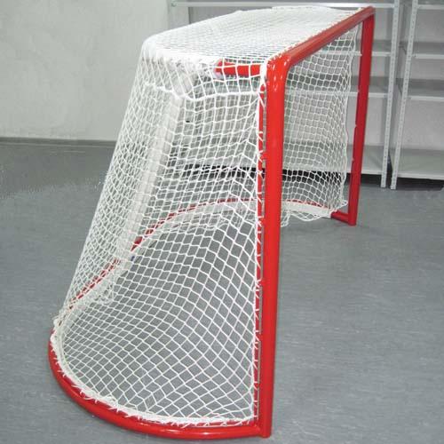 Сетка для хоккейных ворот 1,85х1,25х0,70х1,30 м, нить 2,2 мм 1