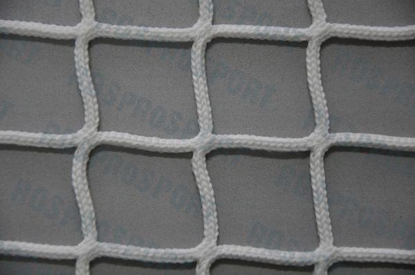 Сетка заградительная 40х40 мм, нить 4,1 мм, белая 1