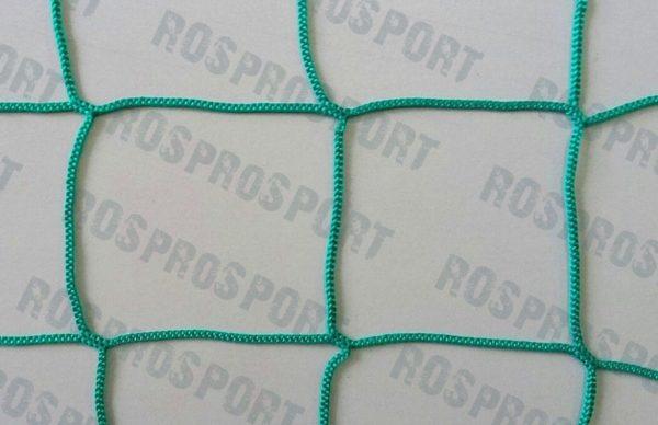 Сетка заградительная 100х100 мм, нить 3,1 мм, зеленая 1